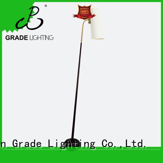 Grade practical floor lights manufacturer for hotel