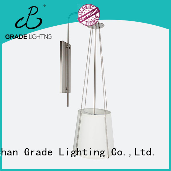 Grade certificated wall lighting wholesale for hotel