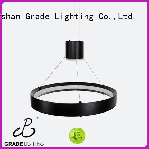Grade drop light factory for hall