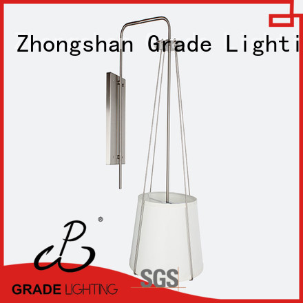 Grade stainless steel wall lighting supplier for hotel
