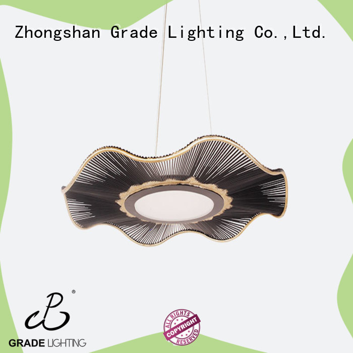 Grade custom chandelier factory for hotel
