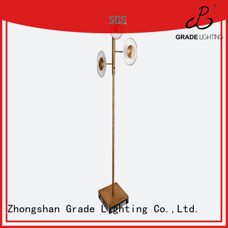 Grade hotel floor lamps customized for household