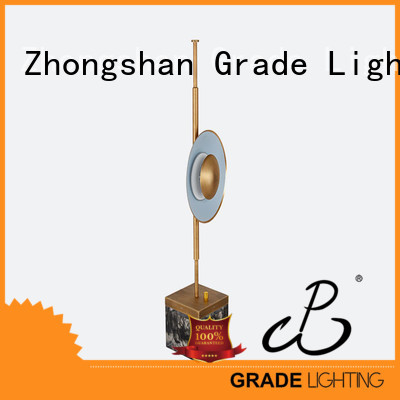 Grade table lamp factory price for living room