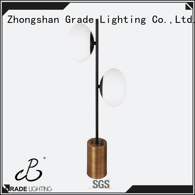 Grade certificated adjustable table lamp for hotel
