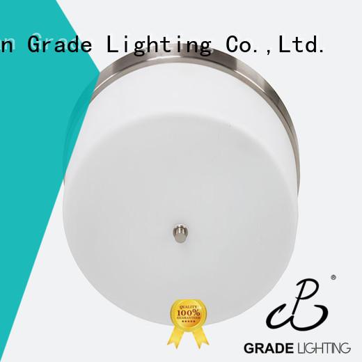 Grade satin indoor ceiling lights design for decoration