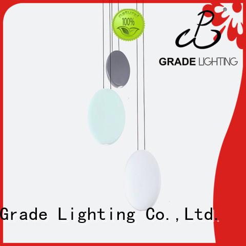 Grade custom pendant lighting factory for bedroom