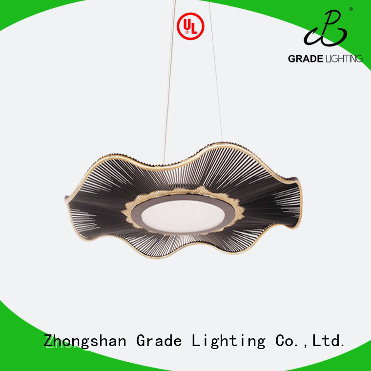 Grade approved decorative lamps design for bedroom