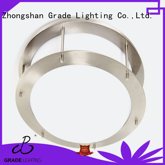 Grade popular custom ceiling lighting factory for hotel