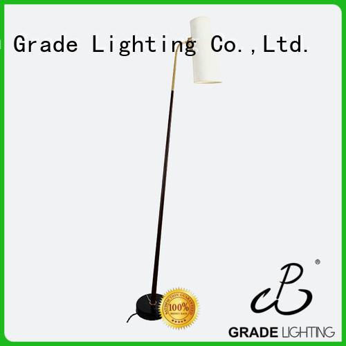 Grade durable hotel floor lamps manufacturer for livingroom