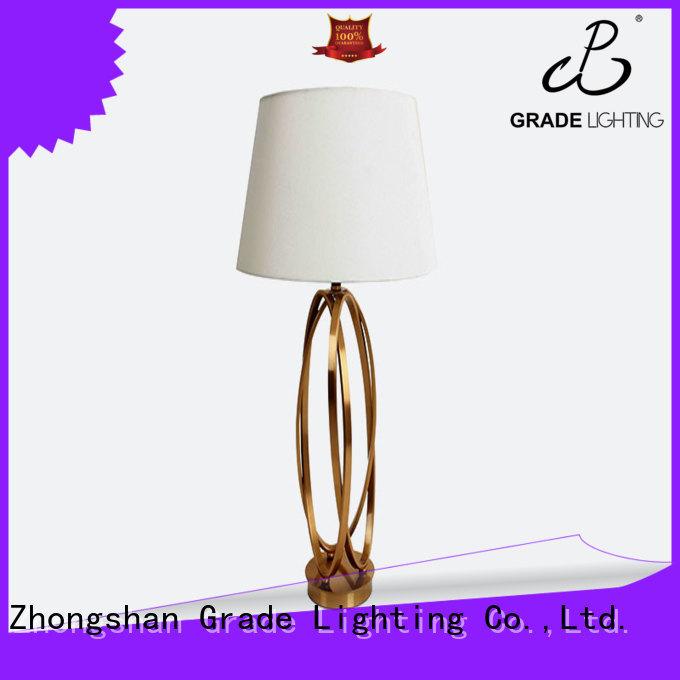 Grade modern indoor desk lamp supplier for living room