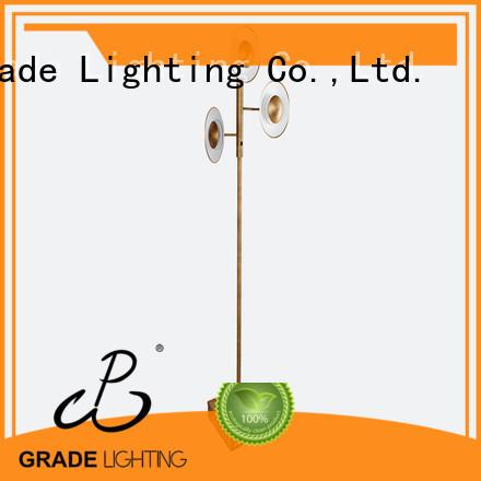 Grade quality floor standing lights customized for livingroom