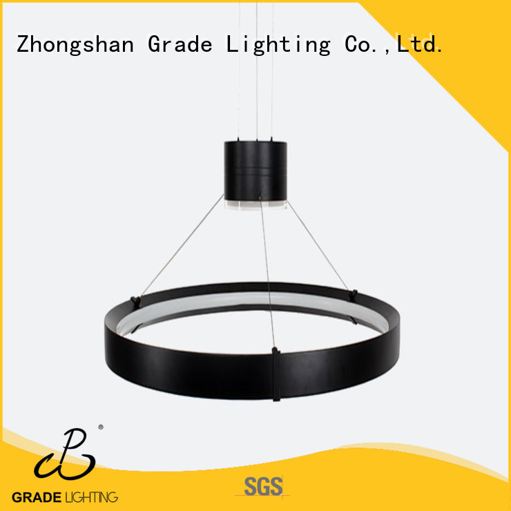 Grade drop light factory for hotel