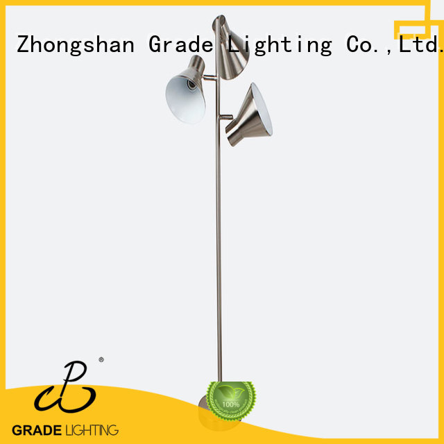 Grade simple style floor lamp series for hotel