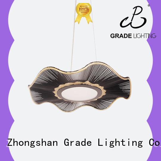 Grade top quality custom light fixtures with good price for bedroom