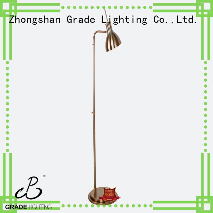 Grade floor lamp series for hotel