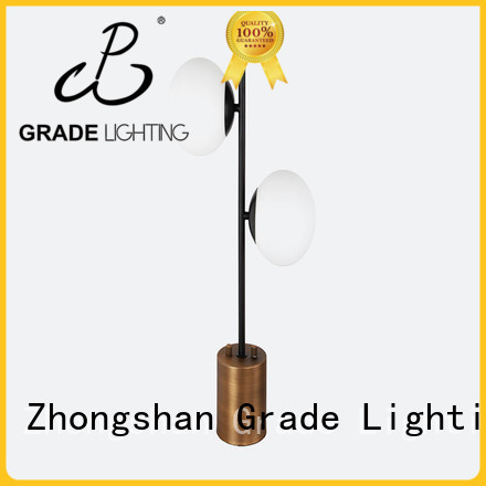 Grade custom table lamps supplier for hallway