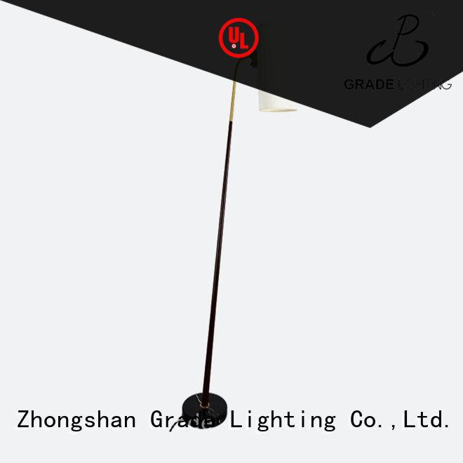 Grade standard lamps manufacturer for livingroom