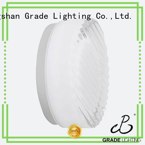 Grade sturdy indoor wall lamp factory price for hotel