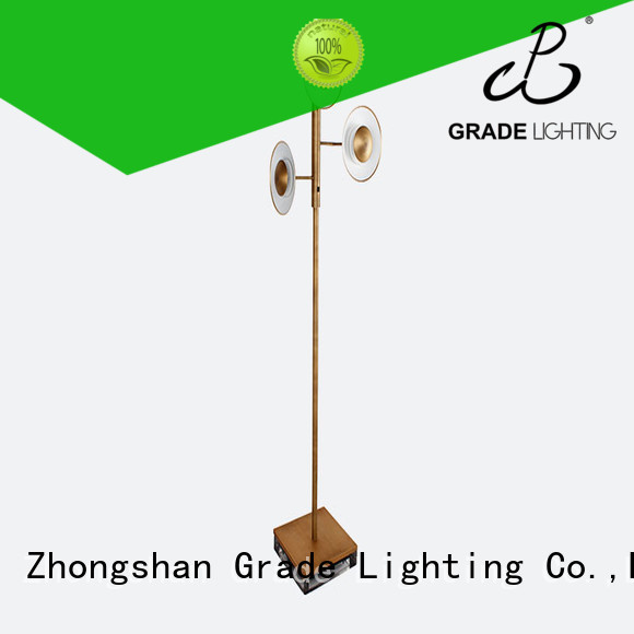 Grade floor standing lamps customized for office