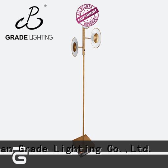 Grade durable adjustable arm floor lamp series for household