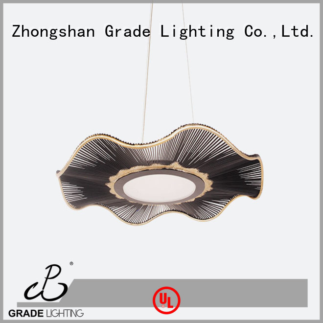 white hanging lamp factory for hall