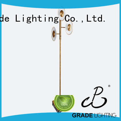 brass custom floor lamps directly sale for household