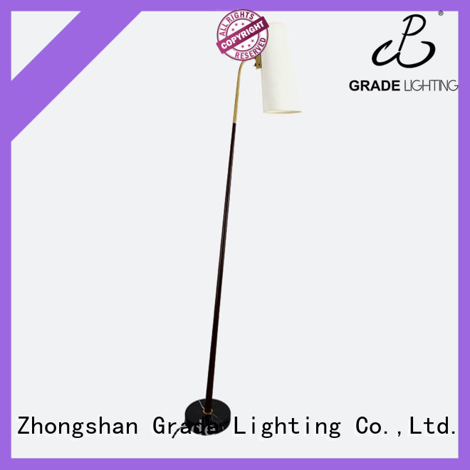 Grade durable standing lamp customized for office