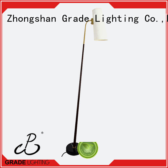 acrylic floor lamp from China for office