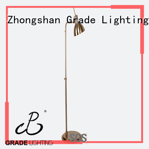 Grade standing lamp customized for hotel