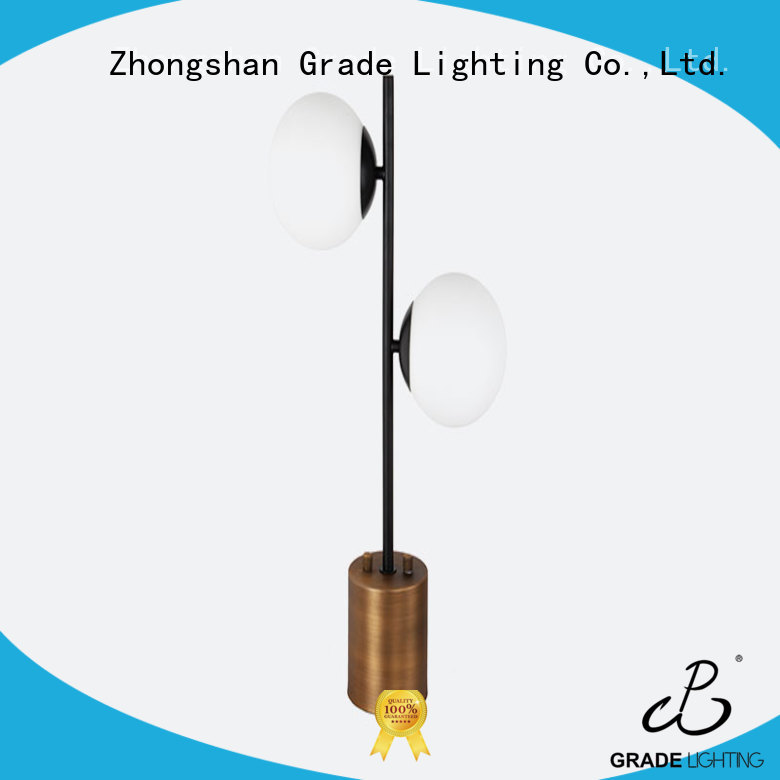 Grade table lamps supplier for hallway