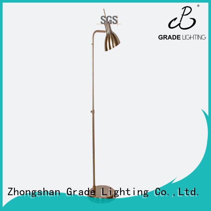 Grade fashion standard floor lamp manufacturer for household