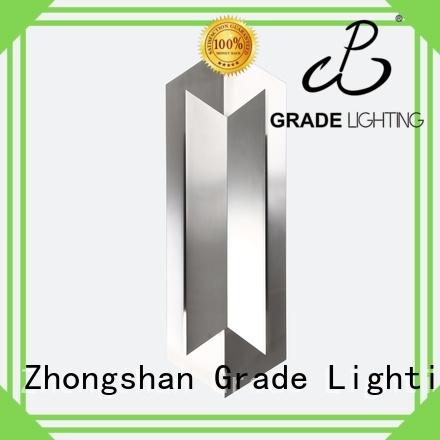 Grade aluminum hotel wall lights supplier for restaurant