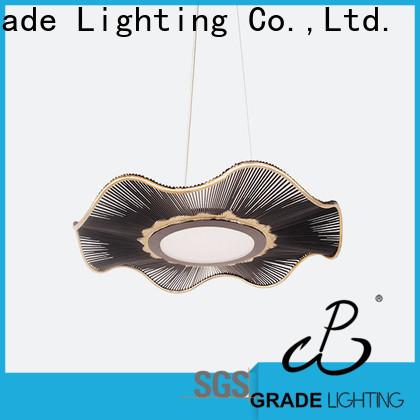 Grade pendant lamp design for hall
