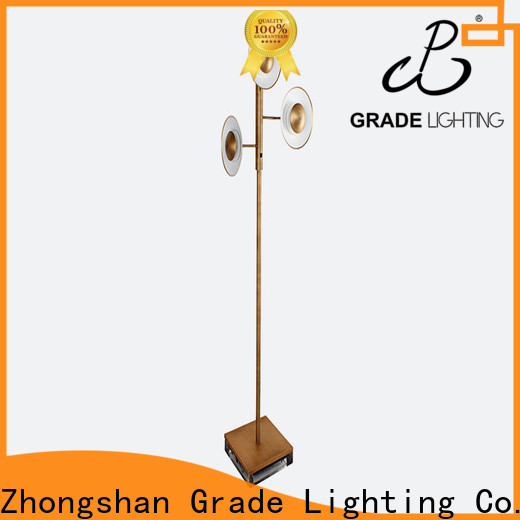 Grade hot selling floor standing lights directly sale for hotel