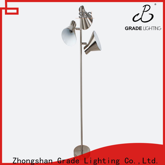 Grade simple style hotel floor lamps from China for hotel