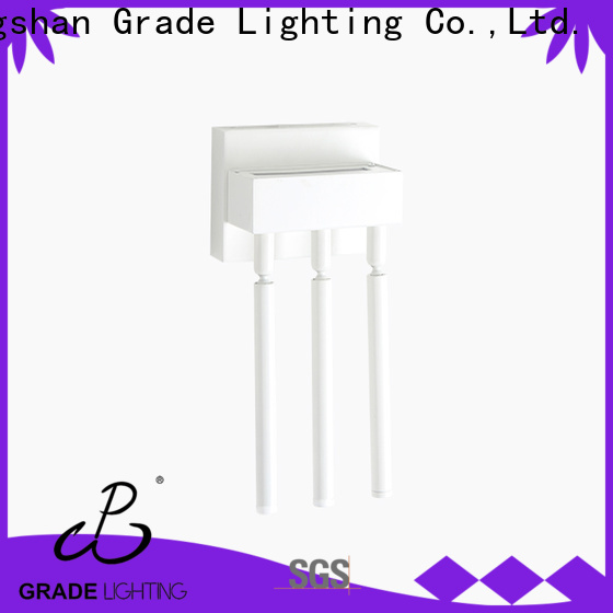 Grade wall lamp supplier for hotel