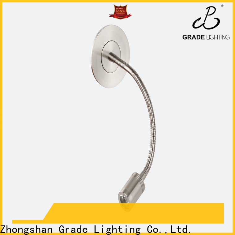 Grade custom wall lights wholesale for hotel