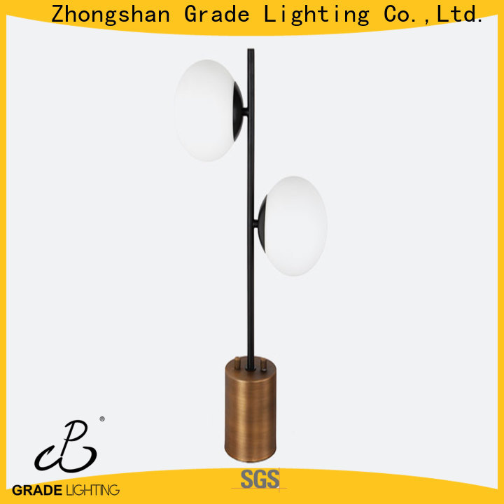 Grade professional custom table lamps supplier for bedroom