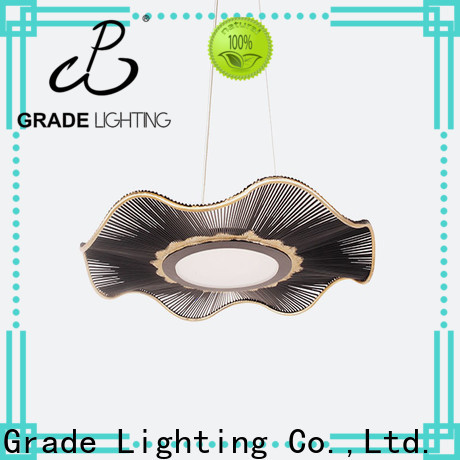 Grade hanging lamp factory for decoration