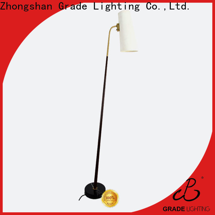 large floor standing lights series for household
