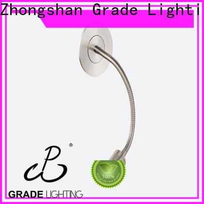 Grade indoor wall lamp factory price for bedroom