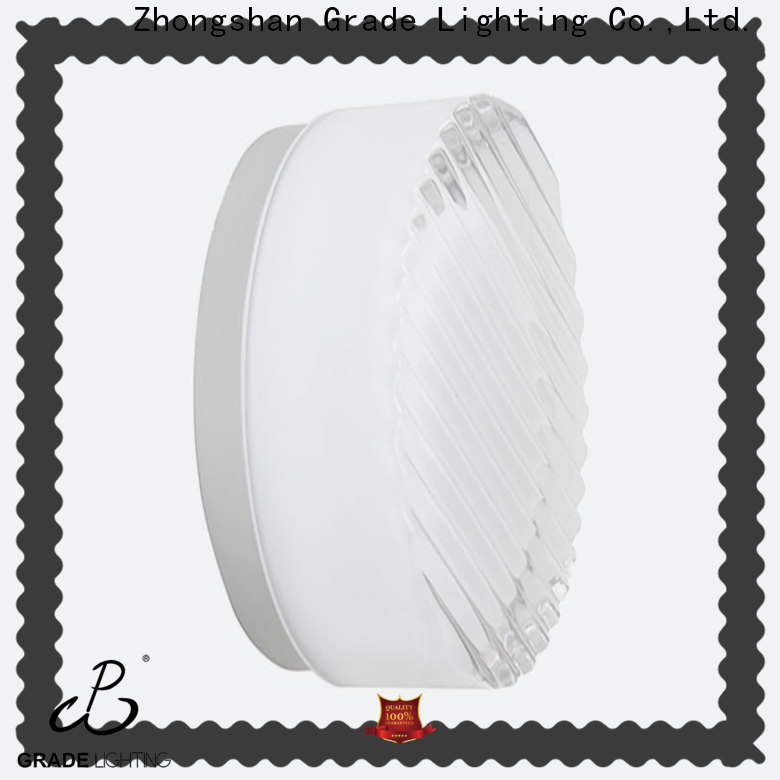 Grade wall lights personalized for restaurant