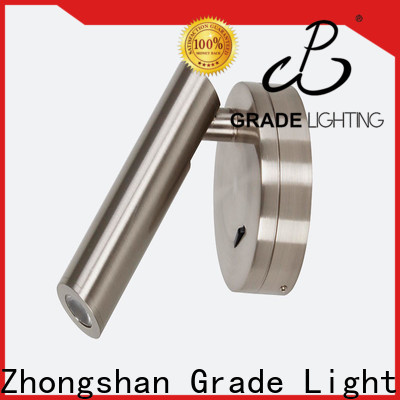 Grade stainless steel wall lighting factory price for living room