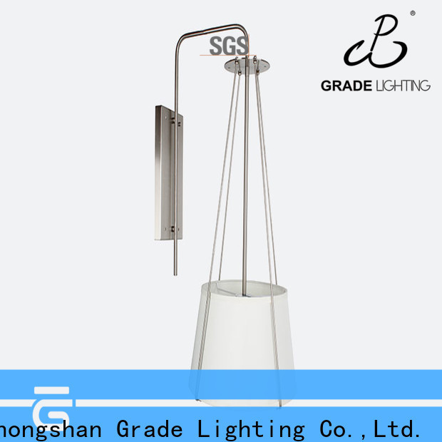 Grade certificated wall lights wholesale for restaurant