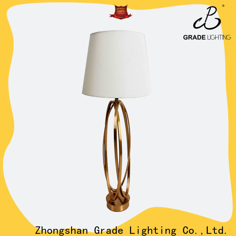 Grade indoor table lamps supplier for hallway