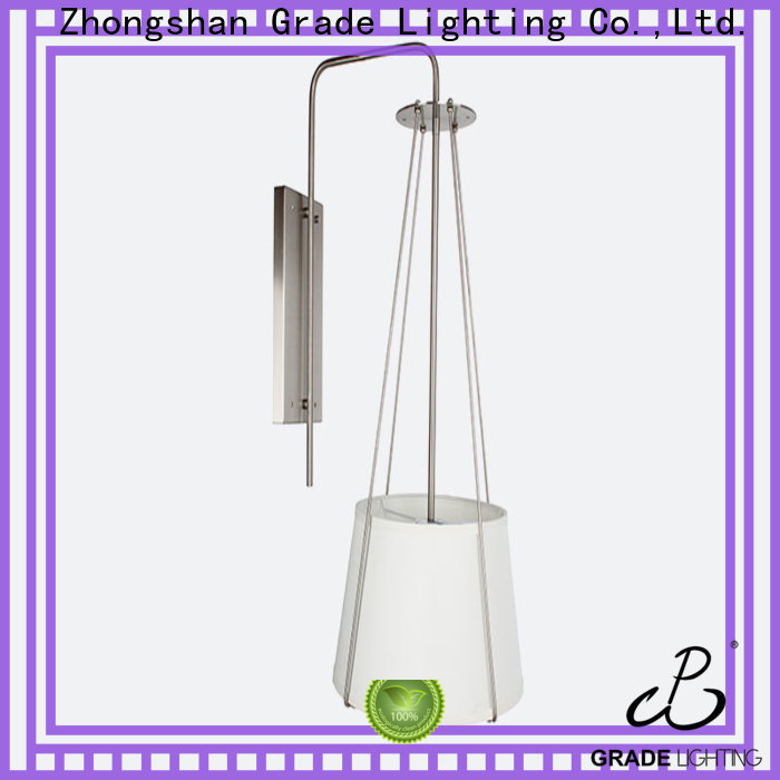 Grade stable wall lighting factory price for indoor