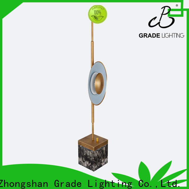 professional hotel table lamp factory price for hotel