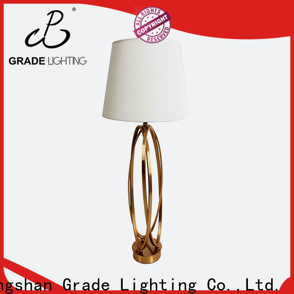 professional table lamp wholesale for hotel
