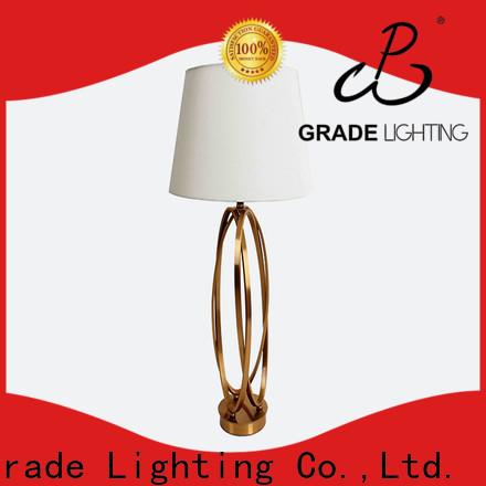 Grade indoor desk lamp wholesale for living room