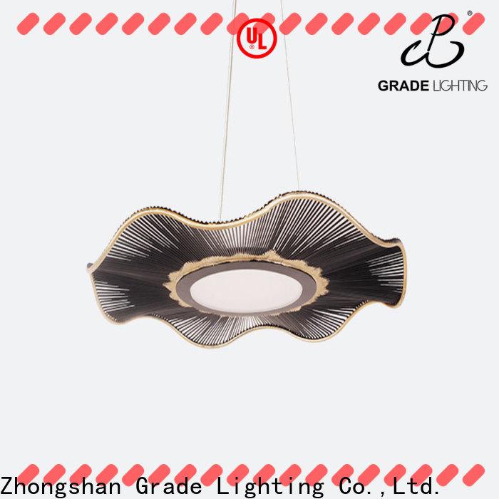 Grade top quality custom pendant lighting factory for decoration
